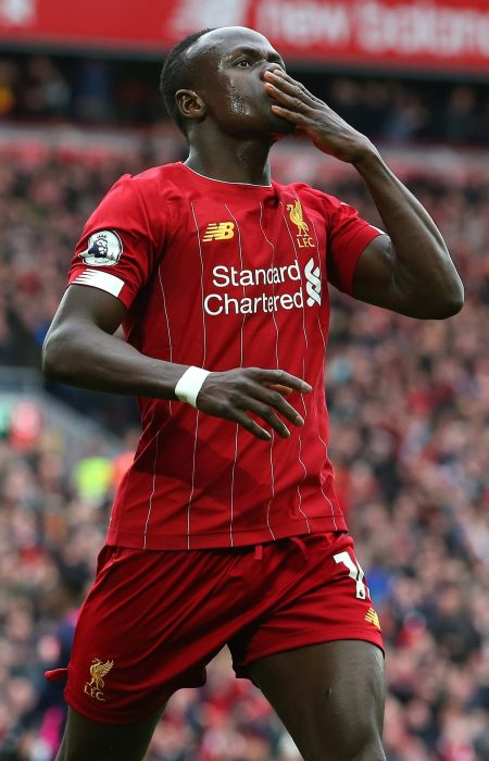 Sadio Mane Net Worth, Salary & Market Value
