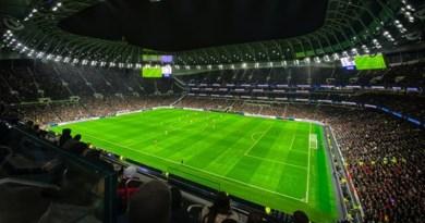 Stadium of Chelsea FC
