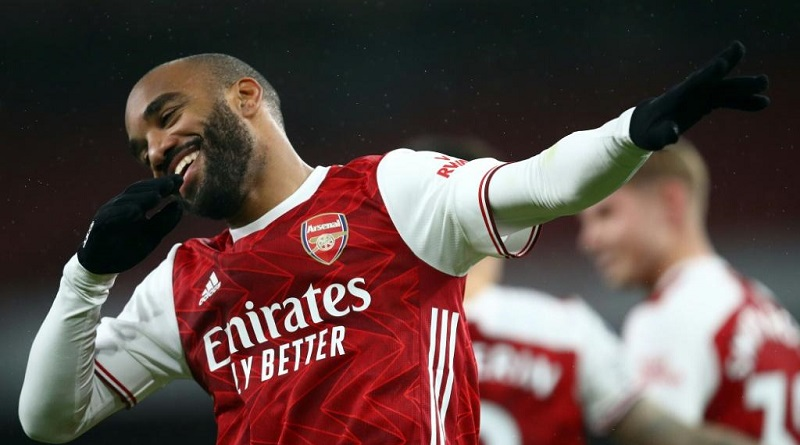 Newcastle pushing to sign Alexandre Lacazette
