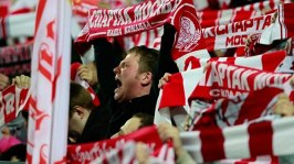 Moscow Spartak fans witnessed two one-goal victories for the home team in the Cup Finals.