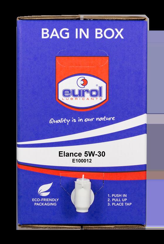 Eurol Elance 5W-30 20L Арт. E100012-20LBIB