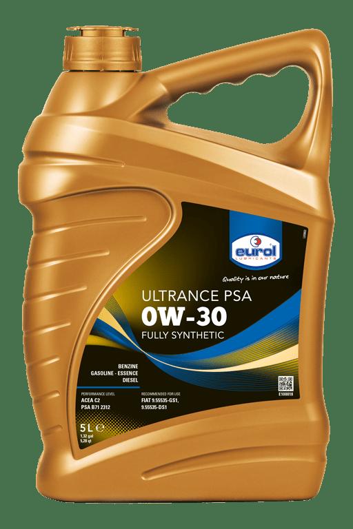 Eurol Ultrance PSA 0W-30 5L Арт. E100018-5L