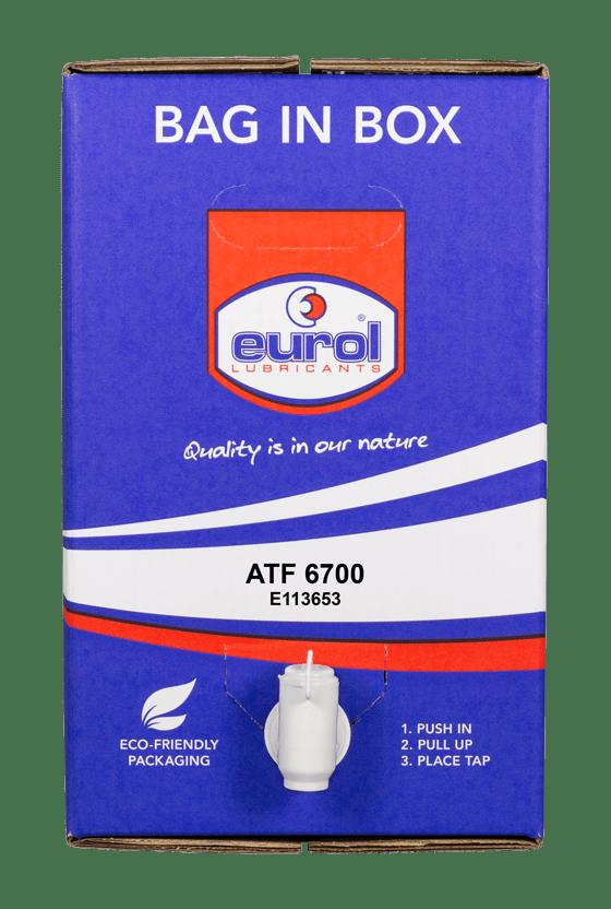 Eurol ATF 6700 20L Арт. E113653-20LBIB