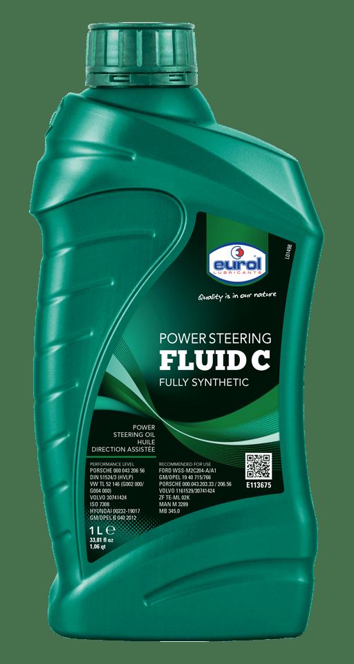 Eurol Powersteering fluid C 1L Арт. E113675-1L