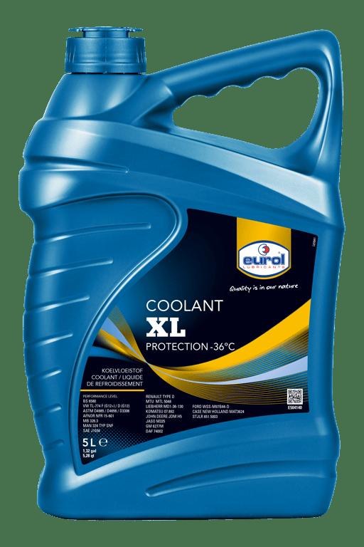 Eurol Coolant XL -36°C 5L Арт. E504140-5L