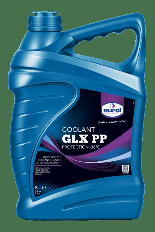 Eurol Coolant -36°C GLX PP 5L Арт. E504148-5L