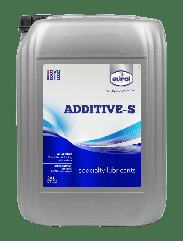 Eurol Additive-S 20L Арт. S00830-20L