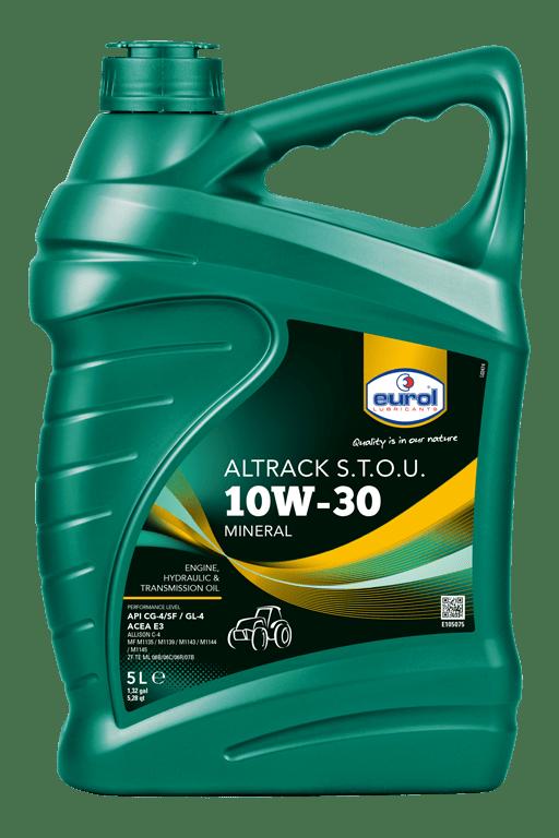 Eurol Altrack 10W-30 STOU 5L Арт. E105075-5L