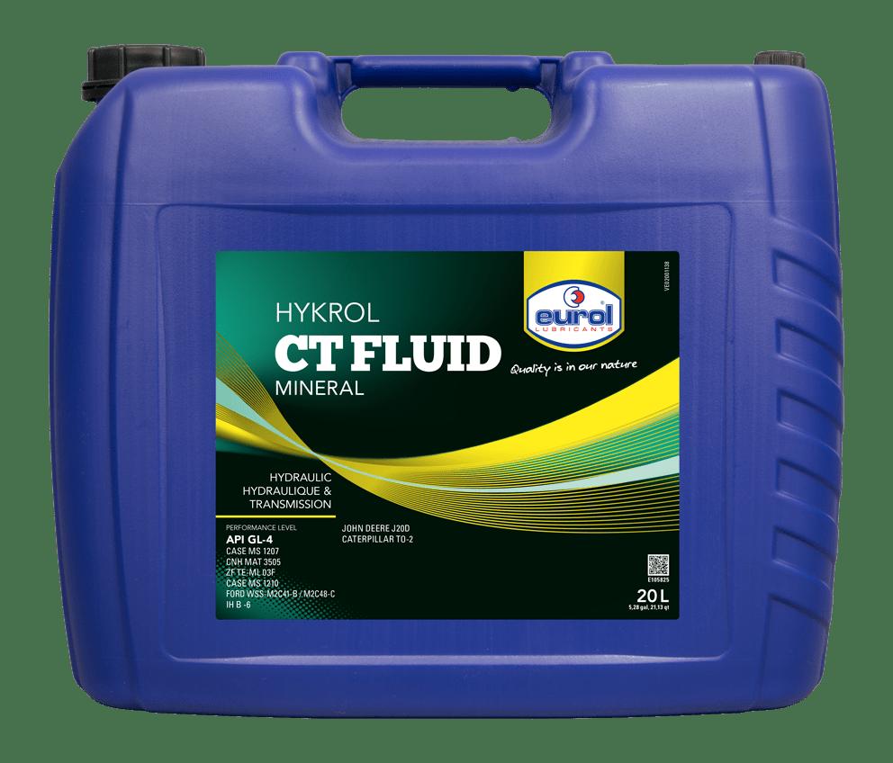 Eurol Hykrol CT Fluid 20L Арт. E105825-20L