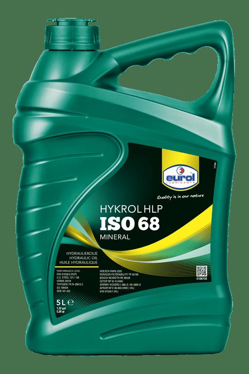 Eurol Hykrol HLP ISO 68 5L Арт. E108730-5L