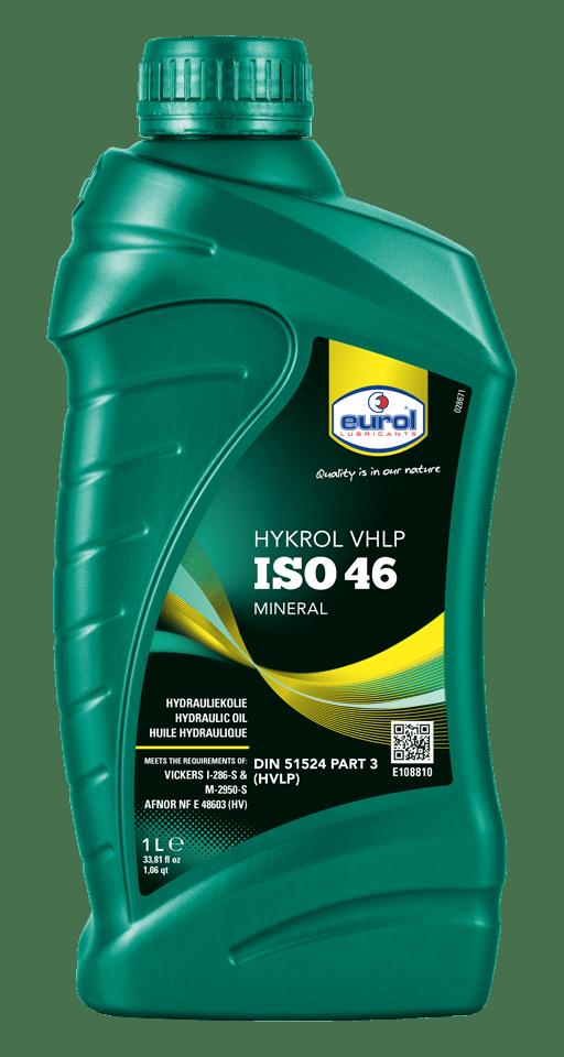 Eurol Hykrol VHLP ISO 46 1L Арт. E108810-1L