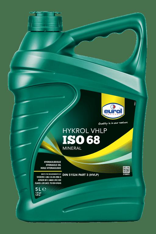 Eurol Hykrol VHLP ISO 68 5L Арт. E108815-5L