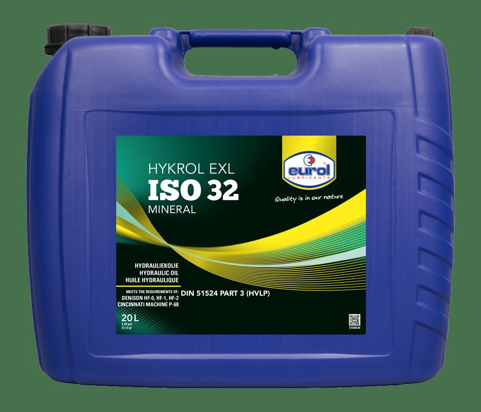 Eurol Hykrol EXL ISO-VG 32 20L Арт. E108839-20L