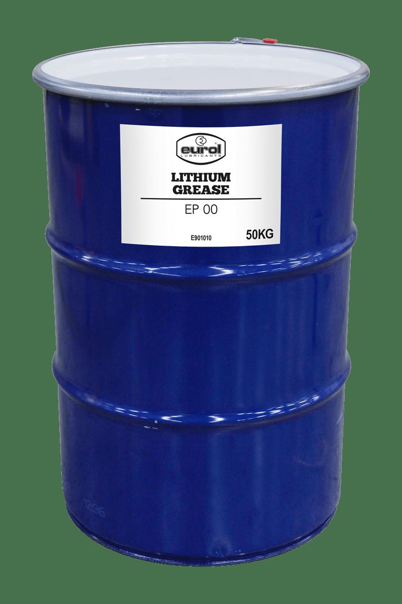 Eurol Lithium Grease EP 00 50KG Арт. E901010-50KG