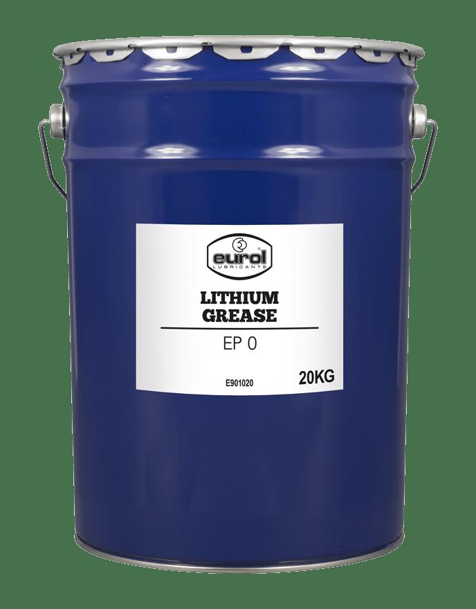 Eurol Lithium Grease EP 0 20KG Арт. E901020-20KG