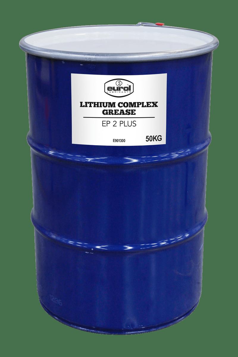 Eurol Lithium Complex Grease EP 2/3 50KG Арт. E901300-50KG