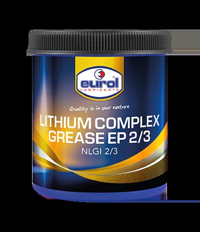 Eurol Lithium Complex Grease EP 2/3 600G Арт. E901300-600G