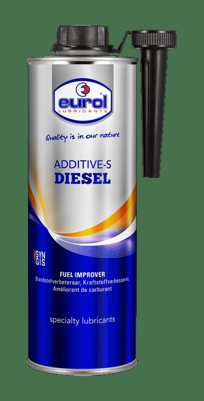 Eurol Additive-S Diesel 1L Арт. S008320