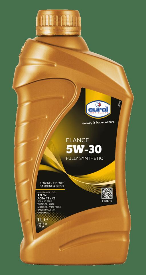 Eurol Elance 5W-30 Арт. E100012-1L