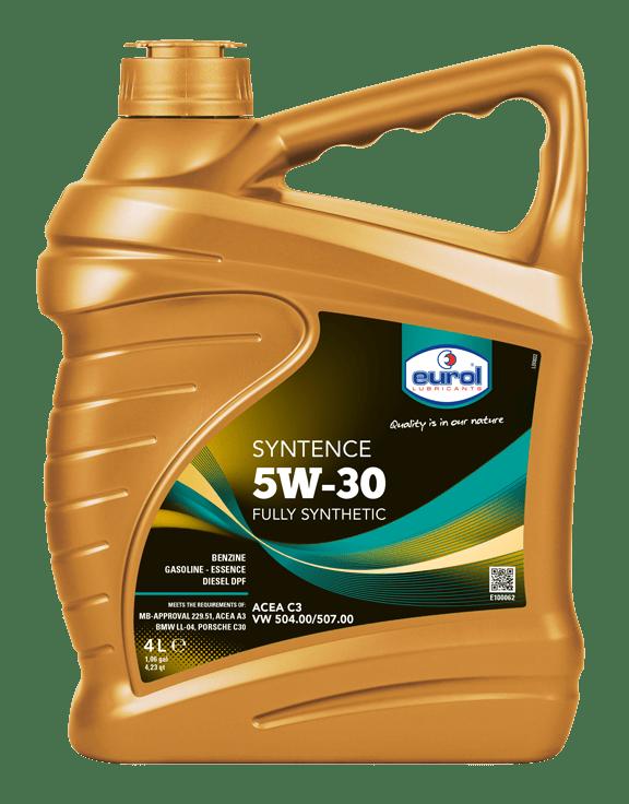 Eurol Syntence 5W-30 Арт. E100062-4L