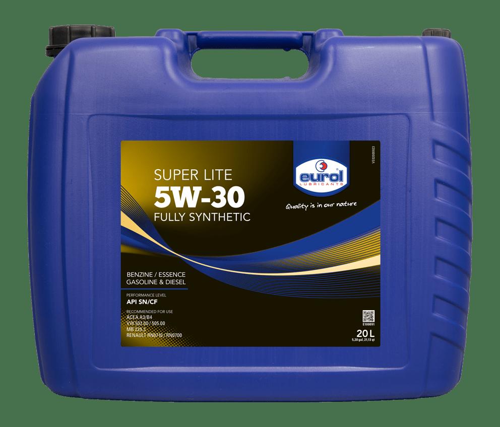 Eurol Super Lite 5W-30 Арт. E100091-20L