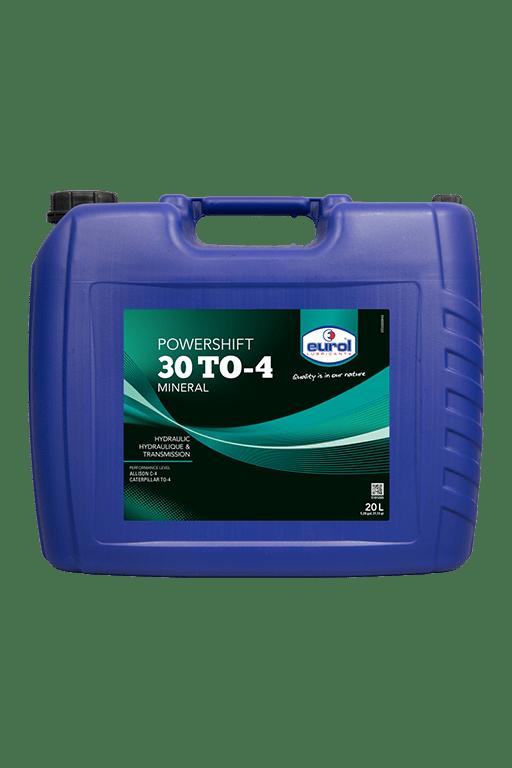Eurol Powershift 30 TO-4 Арт. E101265-20L