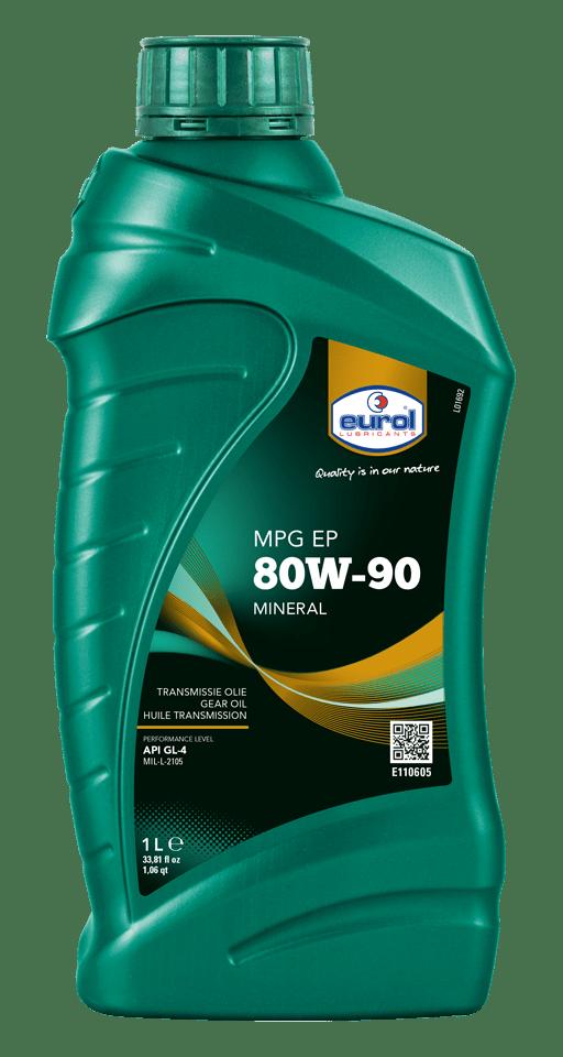 Eurol MPG EP 80W-90 Арт. E110605-1L