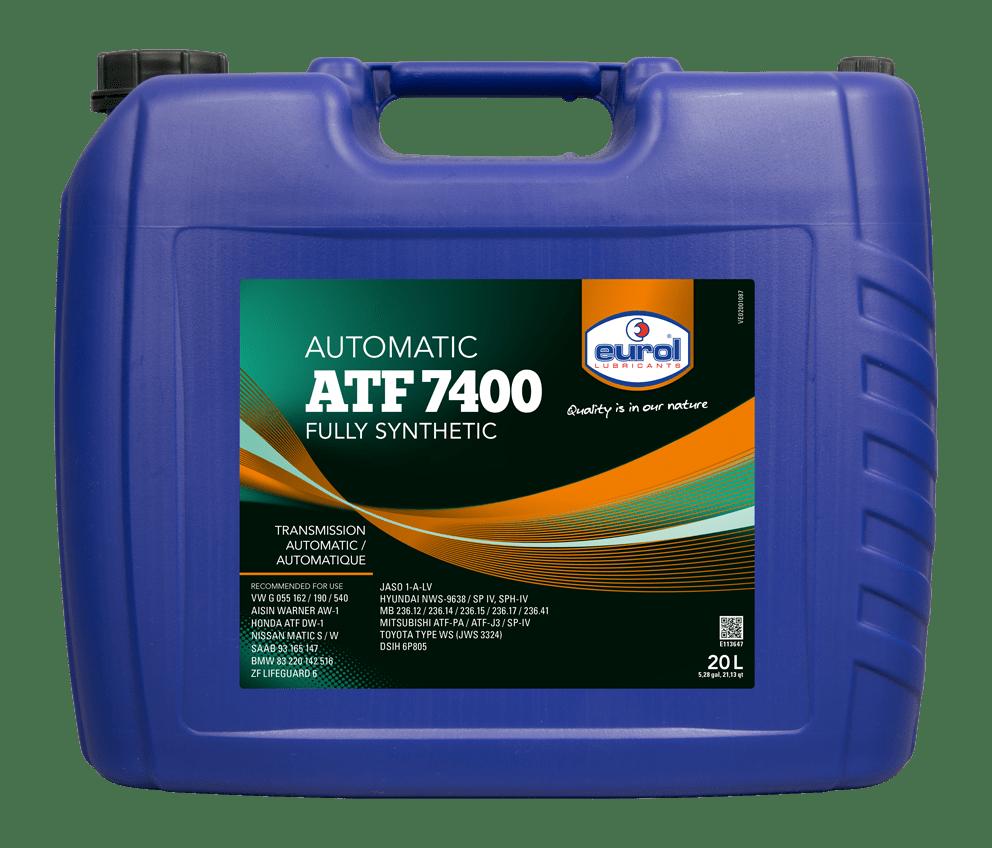 Eurol ATF 7400 Арт. E113647-20L