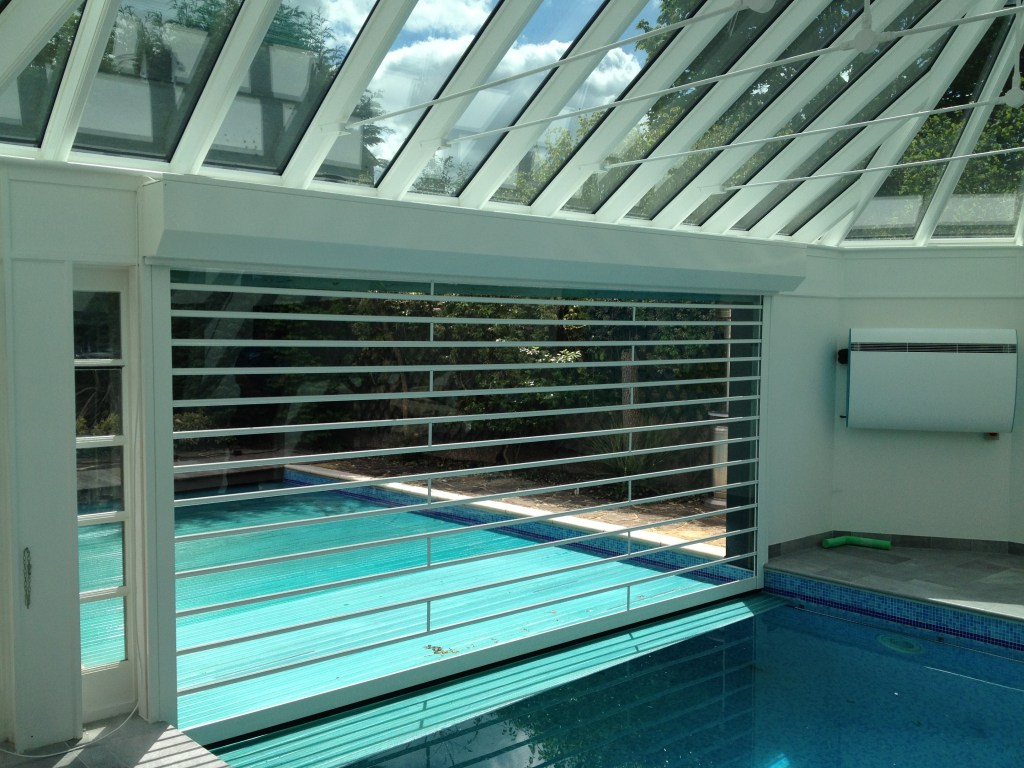 Swimming Pool Shutter