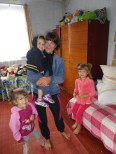 Ljubow und ihre Töchter