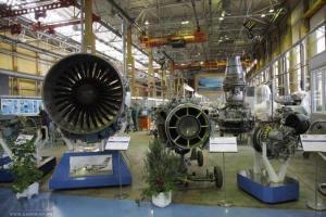 Motor Sich, Zaporizhzhya. Assembly line