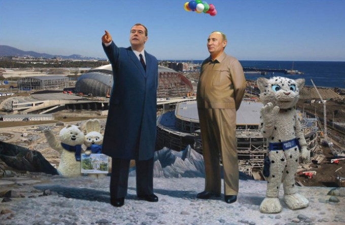 Budaev Putin