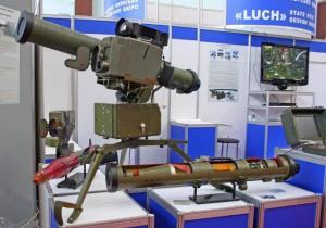 Skif, a man-portable antitank missile system