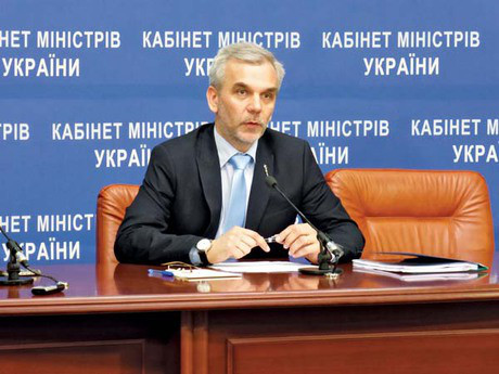 Oleh Musyj trat als Gesundheitsminister am 1.Oktober zurück (Foto: kmu.gov.ua)