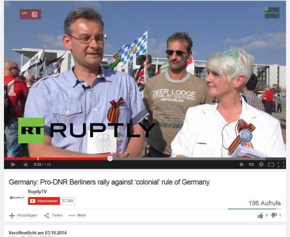 """""""Ruptly.tv ist mit unserem Reichsbürger ganz glücklich"""""""