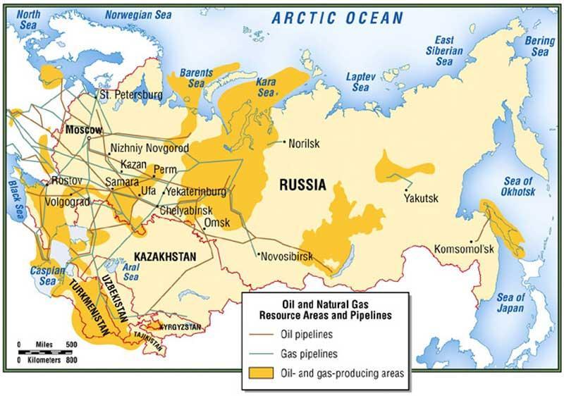Siberia Natural Resources