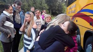 Grateful Goodbye:  from Germany back to Ukraine