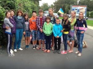 """Long Roadtrip from Ukraine: """"FAMILY TO FAMILY"""" from Prague to Bonn"""