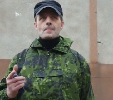 Igor Bezler, professional Russian military intelligence officer and alleged war criminal. His armed group is alleged to have tortured and killed hundreds of Ukraine's soldiers and civilians (Image: Wikipedia)