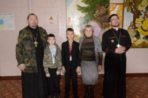 Danylo Sushko, 3rd from left