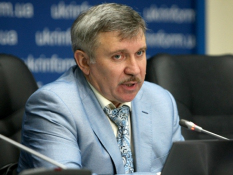 "Mykhailo Honchar, President of ""Strategy XXI"" Analytical Center"