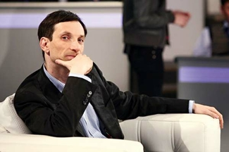 Vitaly Portnikov, Ukrainian political analyst and writer