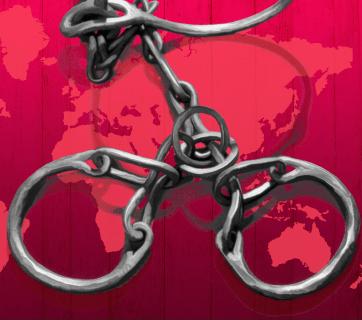 slavery, enslavement