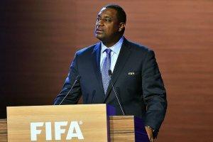 Jeffrey Webb, VP of FIFA