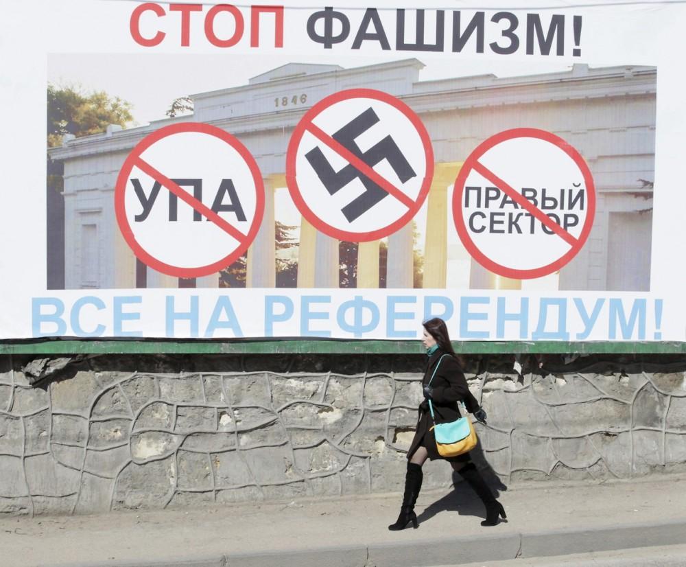 Resultado de imagen de MANIPULACION MEDIATICA - Crimea fue anexionada por el Kremlin.