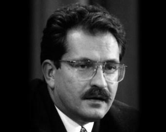 Murdered Putin critic Vladimir Listiev: 1956–1995