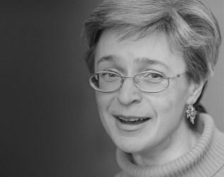 Murdered Putin critic Anna Politkovskaya: 1958–2006