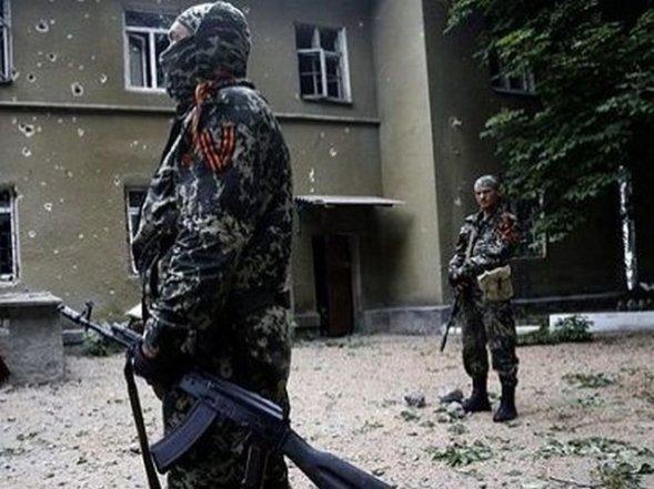 Russian mercenaries in Donbas, Ukraine (Image: uainfo.org)