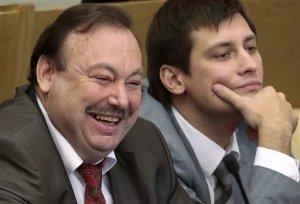 Gennady and Dmitri Gudkov