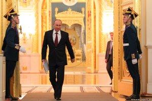 Putin (Image: Natalia Kolesnikova / AFP)